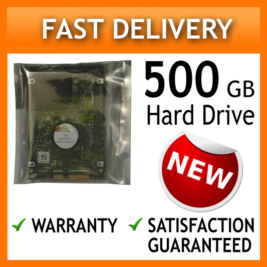 500GB 2.5 9MM LAPTOP HARD DISK DRIVE FOR SATA LAPTOPS